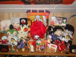 Inuyasha Shrine Update by Negi-magister-magi91