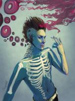 Cadaverous by ovoquill