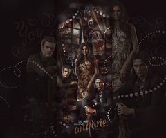 The Vampire Diaries by by-Oblomskaya