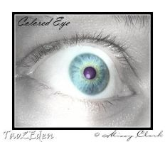 Colored Eye by Tao2Eden