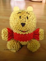Winnie the Pooh by Delinlea