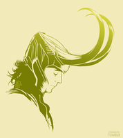 Loki by Girl-on-the-Moon