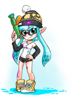 SPLATOON! by Pencil-snap