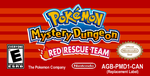 PMD: Red Rescue Team (Replacement Label) by CougarLeon2
