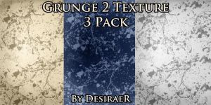 Grunge 2 Texture Pack by DesiraeR