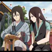 |A Day in Konoha| by Takitsuhime
