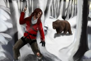 Rise of the Tomb Raider by Peritvs