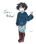 Sealand The Rebel by Zimandchowder4evr