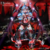 Eteria the Chaos Goddess by HorrorClub