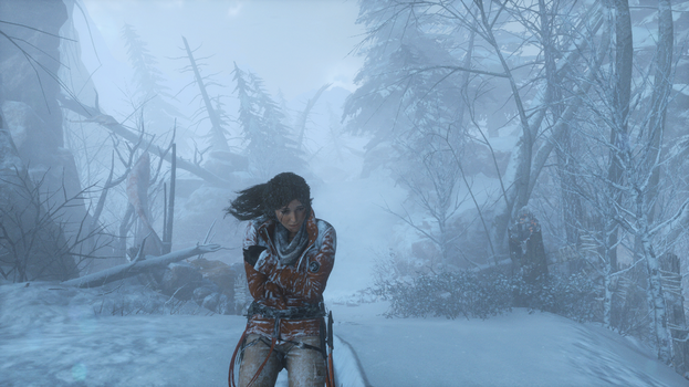 Rise of the Tomb Raider by Gman2