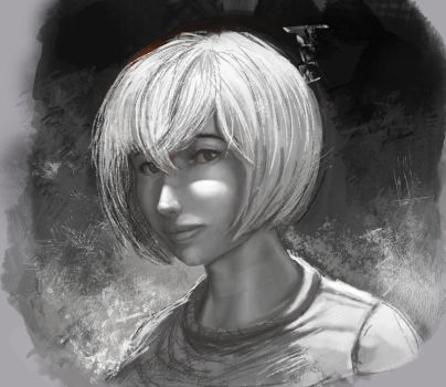 Light and Style Study 01 by DarkFlame15