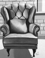 Viejo Sillon (Old armchair) by BipolarBrand