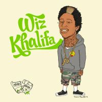 Wiz Khalifa by travisrt
