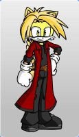 Ed Elric- Male Furry Dollmaker by CaptainGeneric