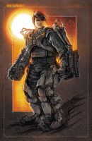 Edge of Tomorrow by RobDuenas