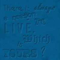 Typography Quote by ferpujol