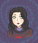 Asami Doodle by mistwolf98