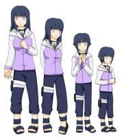 Request: Hinata Age Regression by shadowOnly6