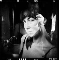 holga double exposure I by quadratiges