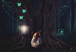 Enchanted Forest by LovizZ
