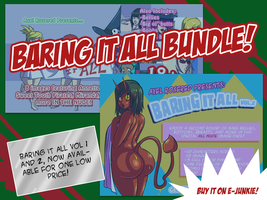 Baring It All Bundle by Axel-Rosered