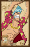 EPP - Water 7: Franky by SergiART