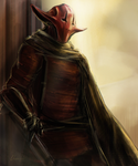 Star Wars The Force Awakens : Captain Ithano by Chooone