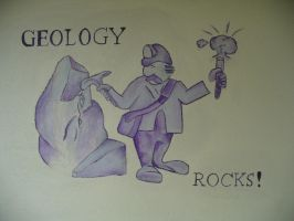 Geology Rocks by Ayanami-The-Nuff