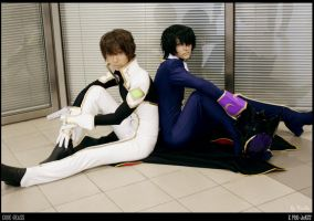 CODE GEASS: antithesis by KoujiAlone