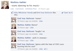 Hetalia Facebook: Happy Dancing by gilxoz-epicness
