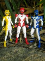 Jungle Masters by Blackranger1984