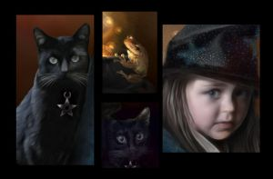 The Little Witch Details by Tammara