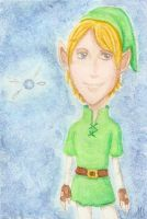 ACEO - Link by meowsap