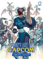 Udon's Art of Capcom Complete Edition by HeavyMetalHanzo