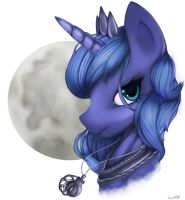 Luna by Sceathlet