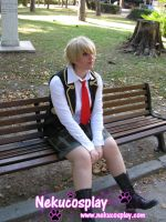 Pandora Hearts - Father... by Nekucosplay