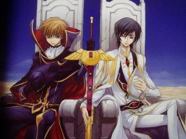 Code Geass R2 spoiler by I-AM-ZERO
