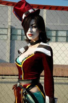 Look At Her - Mad Moxxi by Marie-C-Stark