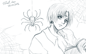 HxH: Best friends with a Spider by oOShinahiOo