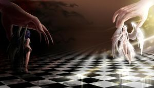 Pawns in the battle by fantazyme