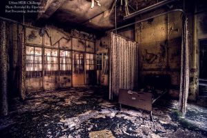 Urbex Challenge HDR by Andrea-Reyes