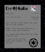 EoKs DA ID by Eye-of-Kaiba