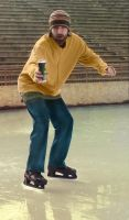 Fakir on Ice and Beer by rootout