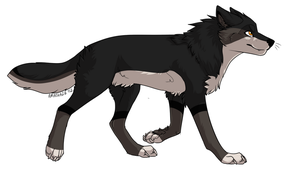 Wolf Adopt closed by axelsadoptables