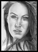 Megan Fox by Adi-ART
