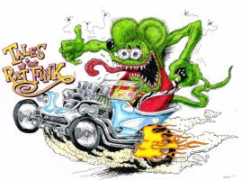 0802.2 - 14-01 - Rat Fink by TwistedMethodDan