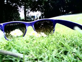 Photography glasses by Bexiieeee