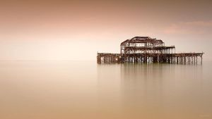 West Pier by AntonioGouveia