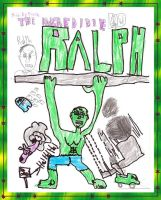 the Incredible Ralph by che4u