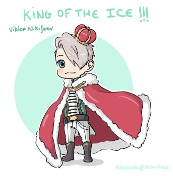 King Nikiforov by NitroxArts